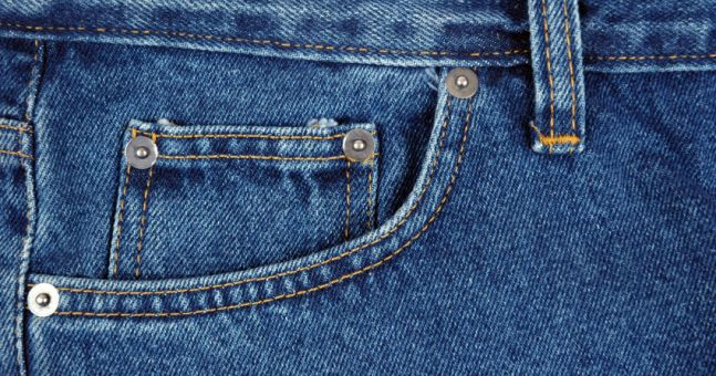 so this is what that tiny pocket in your jeans is for her ie