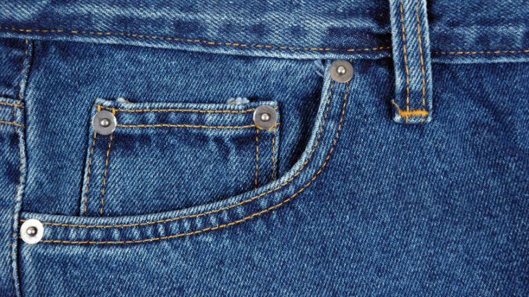 So THIS is what that tiny pocket in your jeans is for