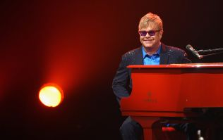 Good news everyone, Elton John's heading off to write some new music
