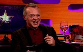 Tonight's Graham Norton Show Is Guaranteed To Be Good Craic