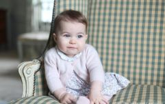 Marc Jacobs Just Released A STUNNING Lipstick Dedicated To Princess Charlotte