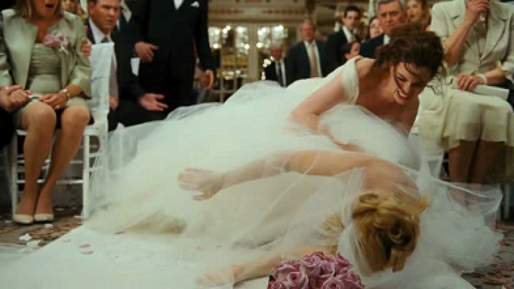 10 most dangerous things to say to a bride on her wedding day