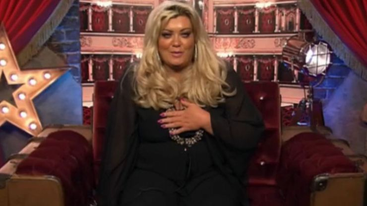 """Very Good Career News For CBB """"Star Of The Series"""" Gemma Collins"""