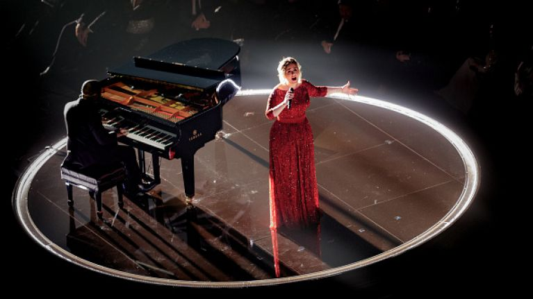 Adele Responds To Criticism Of Her Grammys Performance