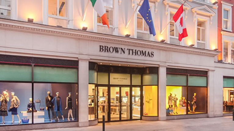 Brown Thomas Officially Has A Pub Licence Now