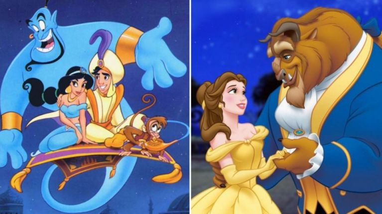 Disney Fan Theory Links Between Aladdin And Beauty & The Beast