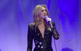 WATCH: Celine Dion Pays Emotional Tribute To Late Husband In First Concert After His Death