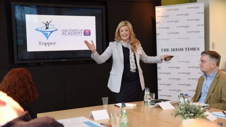 You Voted and The Results Are In! The AIB Start-Up Academy Wildcard Is…