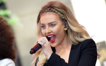 Perrie Edwards slaps radio DJ who said Zayn dumped her by text