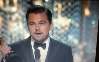 Forget The Oscar – Leo Won Another Epic Award Last Night