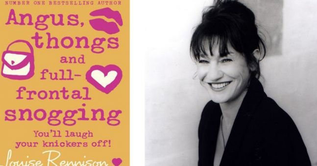 'Angus, Thongs And Full Frontal Snogging' Author Louise Rennison Has Died