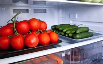 Here's Why You Should Stop Storing Your Tomatoes In The Fridge