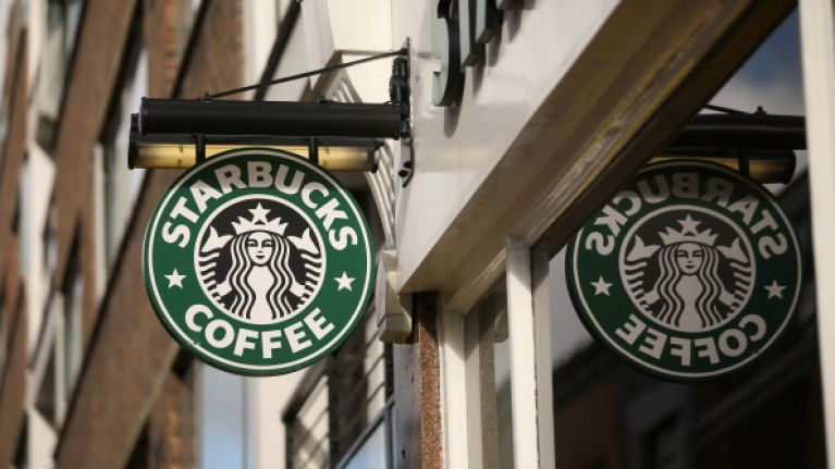Ireland's first drive-thru Starbucks opened today so you can get your coffee in a hurry