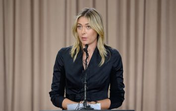 Maria Sharapova Announces That She Failed A Drug Test At The Australian Open