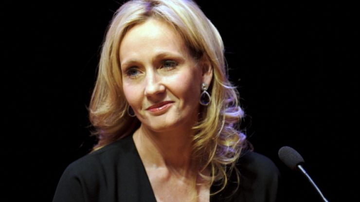 J.K. Rowling has revealed her favourite Harry Potter theory...and it's actually pretty dark
