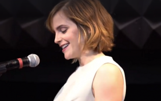 WATCH: Emma Watson Launched HeForShe Arts Week On International Women's Day