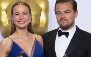 PIC: This Clever Tweet Proves Leo And Brie Larson Were (Kind Of) Co-Stars In 'Room'