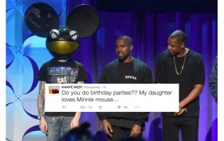 Kanye West Has LAID INTO Deadmau5 On Twitter And It's Actually Spectacular