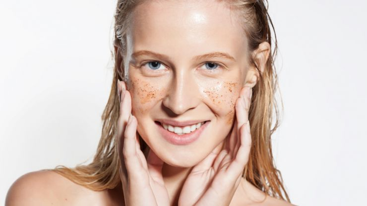 Looks Like We've Been Exfoliating All Wrong And Making Our Skin Worse *Sadface*