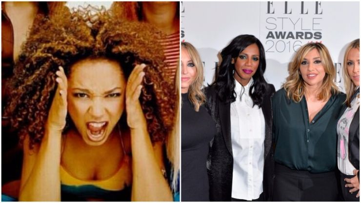 Mel B Once Got Into A Massive Scrap With A Member Of All Saints