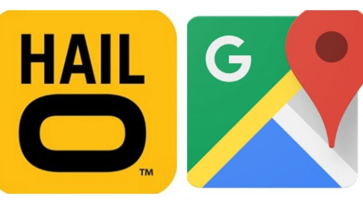 You Can Now Book A Taxi From The Google Maps App