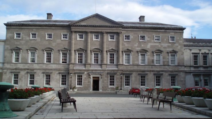 The Dáil Is Meeting For The First Time Since The Election Today