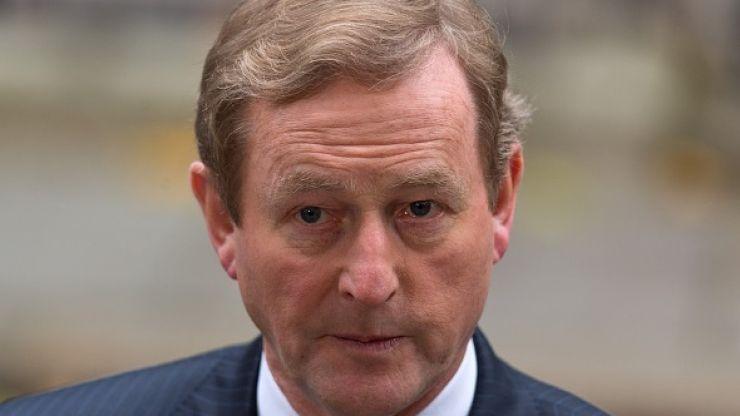 Enda Kenny Will Resign As Taoiseach This Evening