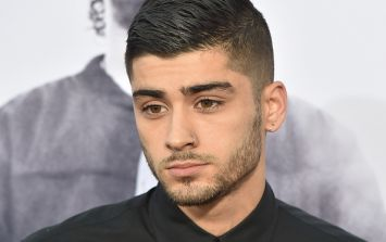 Zayn Malik Gets A Huge Tattoo And Fans Aren't Happy