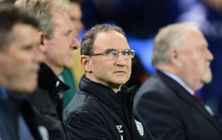 Ireland Manager Martin O'Neill Has Received Criticism For His Comments About WAGs