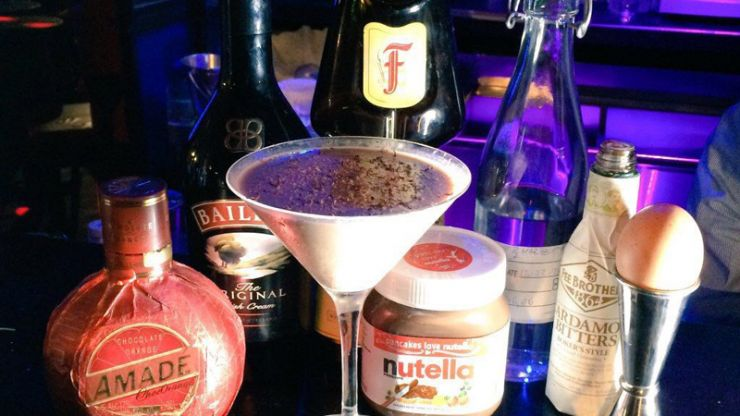 This Dublin Bar's Creme Egg Cocktail Looks DIVINE