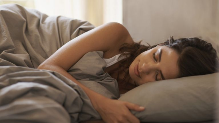Here's a quick-and-easy trick that will help you fall asleep faster