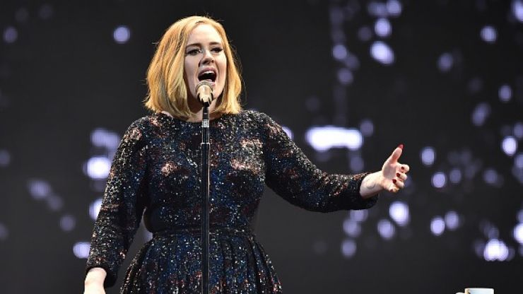 """Adele Latest Hacking Victim As """"Private"""" Photos Are Leaked Online"""