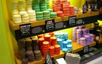 Ladies who Lush! Lush could be launching this amazing service soon