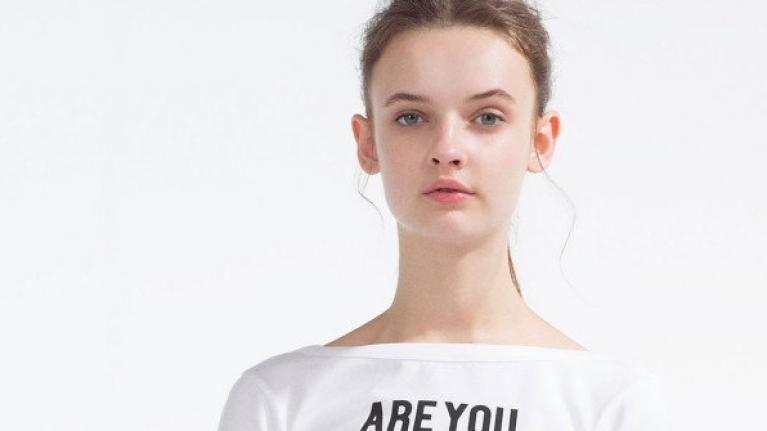 4ce73e2eaa There's A New Zara Slogan T-Shirt That's Ruffling a LOT Of Feathers ...