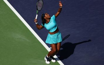 Serena Williams Has Weighed In On The Tennis Pay Equality Row