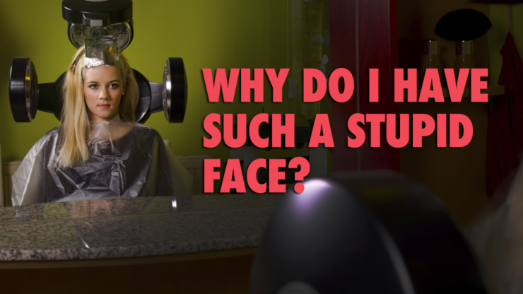 The 5 Emotional Stages Of A Trip To The Hairdressers