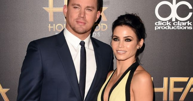 Channing Tatum is under fire for posting a naked picture of his wife