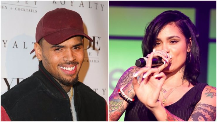 Chris Brown Has Alleged Singer Kehlani's Suicide Attempt Was Just For Attention