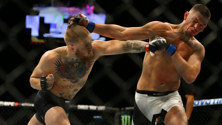 Conor McGregor And Nate Diaz Are Getting A Rematch