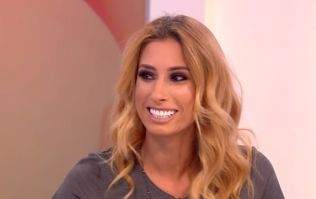 Stacey Solomon hasn't shaved THIS part of her body in 10 years