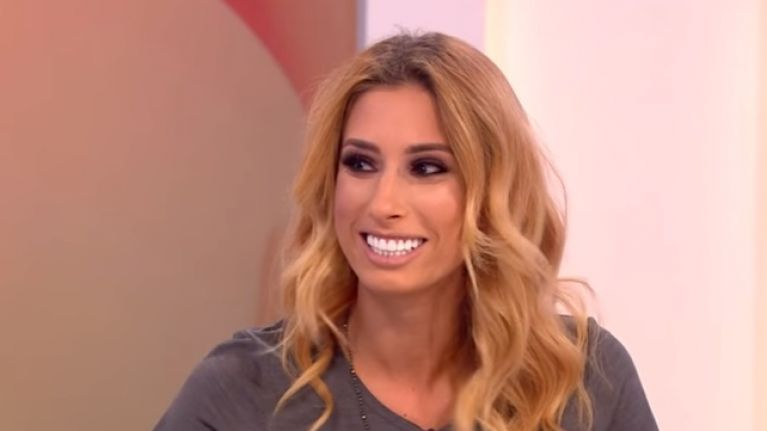 Stacey Solomon just shared the sweetest photo after bringing her new baby home