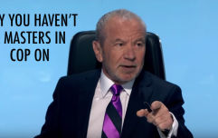 21 things you're guaranteed to hear during an episode of The Apprentice