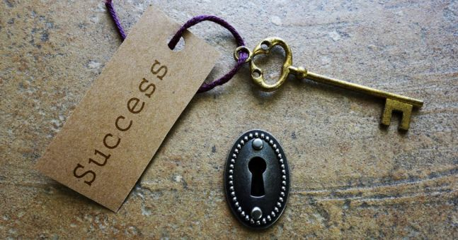 Want to know what the Key To Success is?
