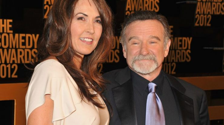 Robin Williams' widow pens devastating essay about the illness that destroyed the actor's life