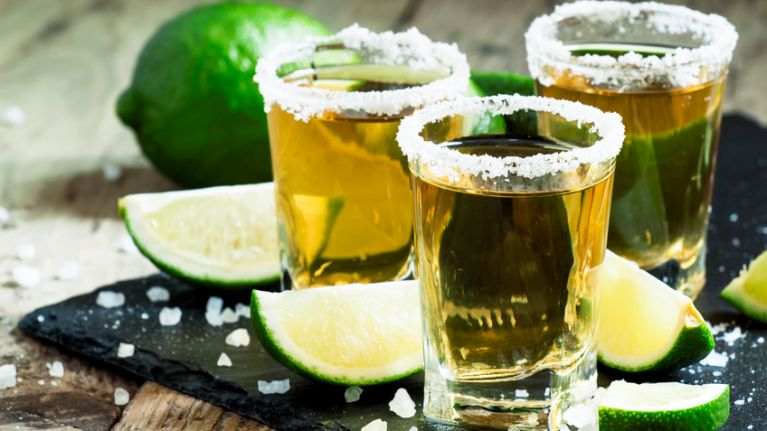 Apparently, tequila can help you lose weight and we'll cheers to that