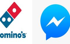 You can now order Dominos on Facebook