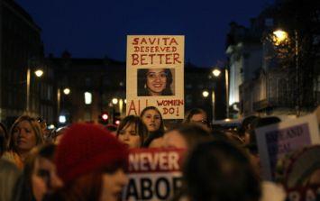 Four years: Savita, we're sorry