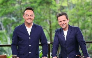 Ant and Dec caused quite a stir when they turned up to film in Maynooth today