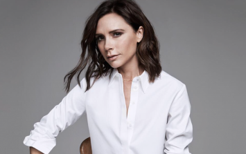 Victoria Beckham has announced a very surprising collaboration