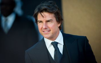 Tom Cruise had some very nice things to say about Derry people